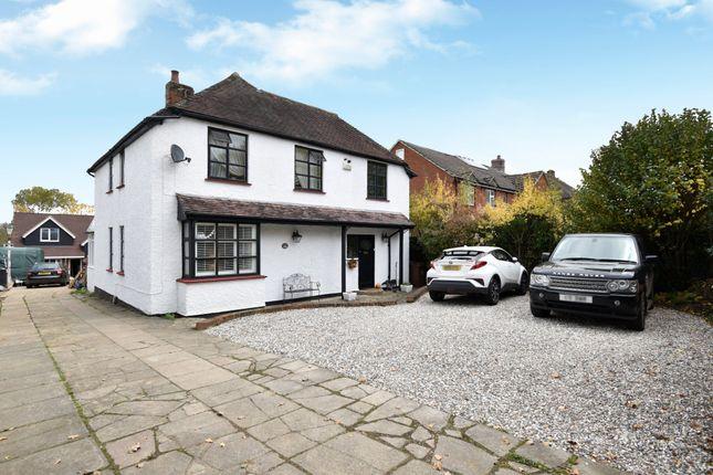 Thumbnail Detached house for sale in Hertford Road, Stevenage