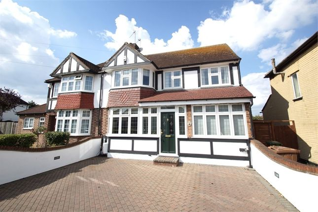 Thumbnail Semi-detached house for sale in Days Lane, Sidcup, Kent
