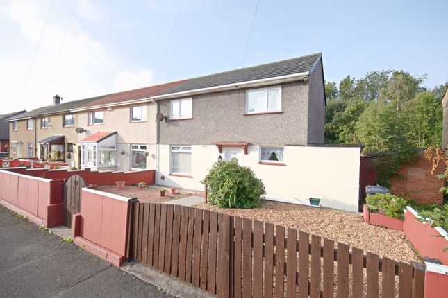 Thumbnail Semi-detached house for sale in Snebro Road, Whitehaven