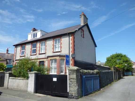 Thumbnail Semi-detached house for sale in Cyttir Road, Holyhead, Sir Ynys Mon