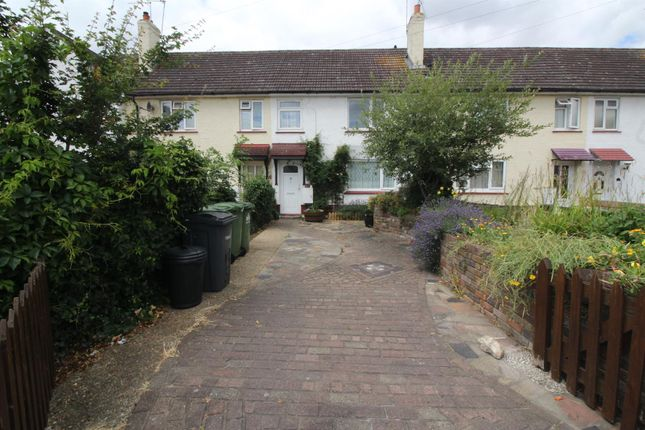 Thumbnail Terraced house for sale in Eastern Avenue, Waltham Cross, Herts