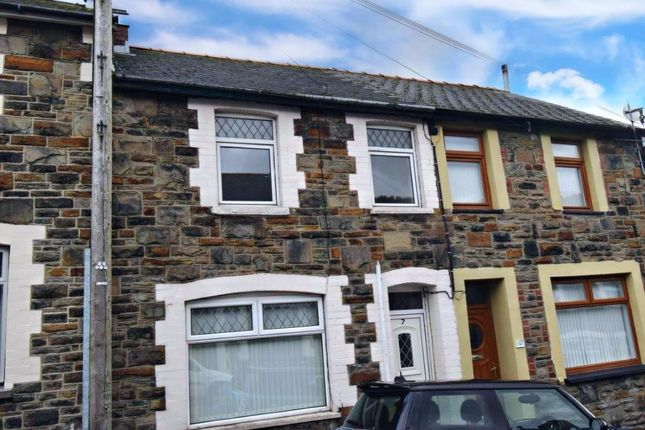 Thumbnail Property to rent in Edward Street, Abertillery
