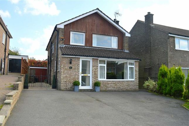 Thumbnail Detached house for sale in 12, Bentley Close, Matlock, Derbyshire