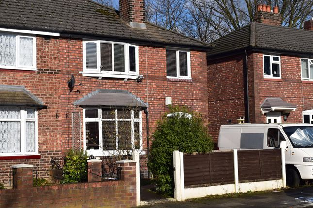 Thumbnail Property for sale in Westcroft Road, Withington, Manchester
