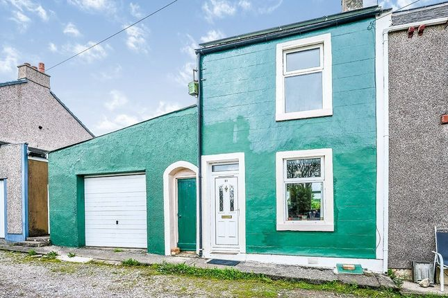 Thumbnail Terraced house to rent in Winder Gate, Frizington