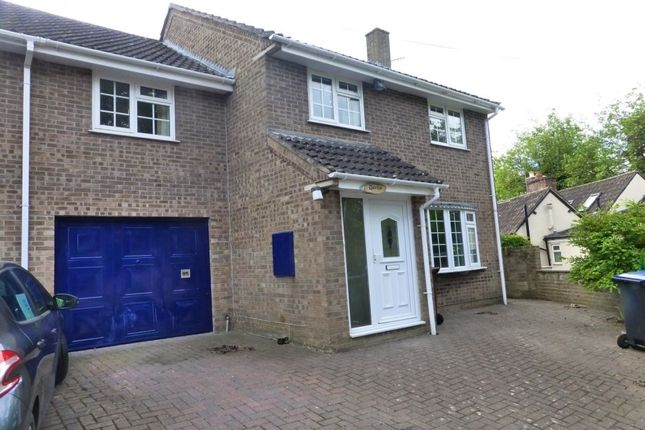 Thumbnail Semi-detached house to rent in Wessington Park, Calne