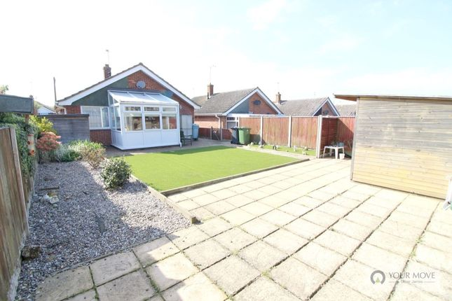 Thumbnail Bungalow for sale in St. Annes Way, Belton, Great Yarmouth