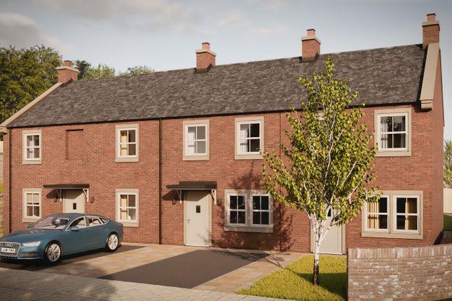 Thumbnail Semi-detached house for sale in Bobbin Row, Stonebridge Lane, Leeds, West Yorkshire