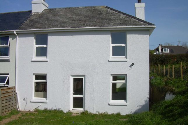Thumbnail Semi-detached house to rent in Hendergulling, Looe