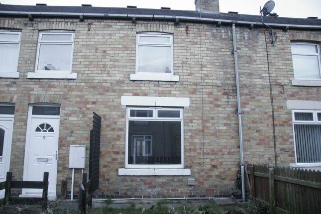 Thumbnail Terraced house to rent in Ariel Street, Ashington, Northumberland
