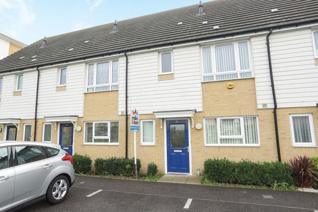 Terraced house for sale in Meridian Close, Ramsgate