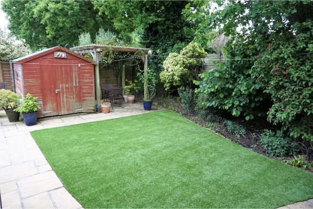 Garden of Hursley Drive, Blackfield, Southampton SO45