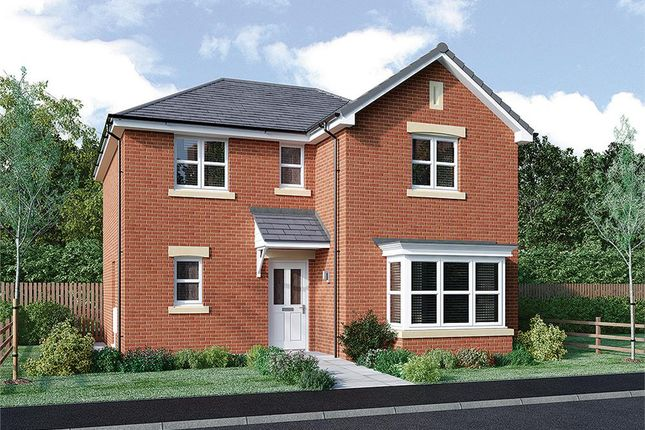 """Thumbnail Detached house for sale in """"Lamont"""" at Queen Mary Avenue, Clydebank"""