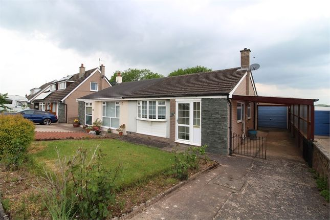 Thumbnail Semi-detached bungalow for sale in Glebe Road, Appleby In Westmorland, Cumbria