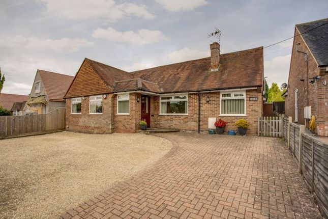 Thumbnail Detached bungalow for sale in Coombe Lane, Naphill