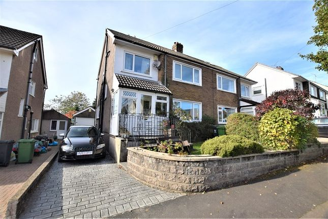 Thumbnail Semi-detached house for sale in Caer Wenallt, Rhiwbina, Cardiff.