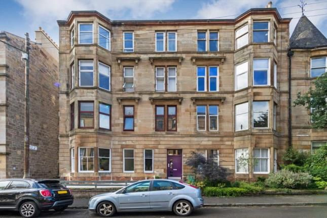 Thumbnail Flat for sale in Wilton Street, North Kelvinside, Glasgow