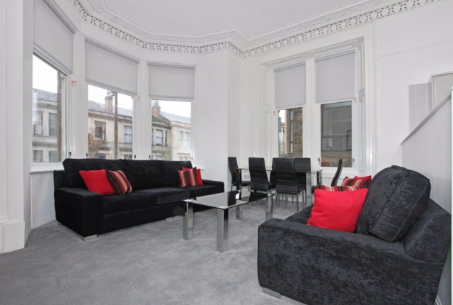 6 bedroom flat to rent in Clouston Street, North Kelvinside, Glasgow, 8Qu