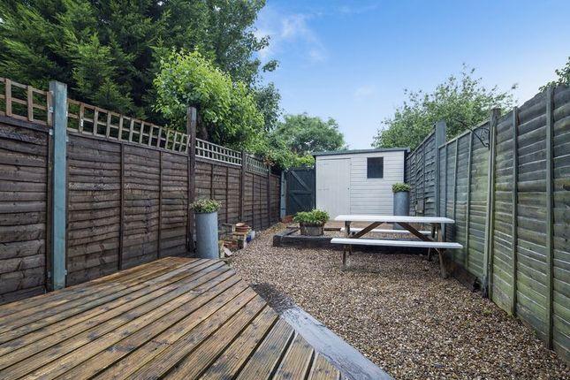 Garden of Ellison Road, London SW16