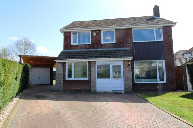 Thumbnail Detached house for sale in Vaudrey Drive, Cheadle Hulme, Cheadle, Cheshire