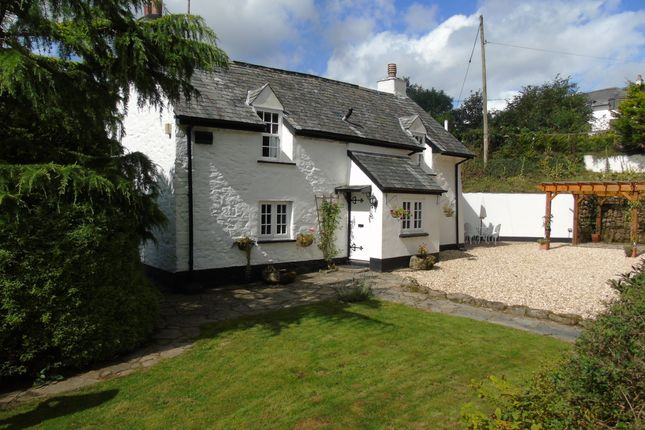 Thumbnail Detached house for sale in Shaugh Prior, Plymouth