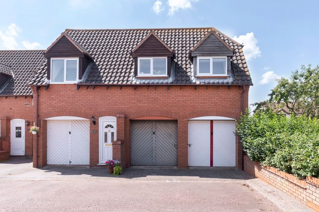 Thumbnail Semi-detached house for sale in Chantry Gate, Bishops Cleeve, Cheltenham