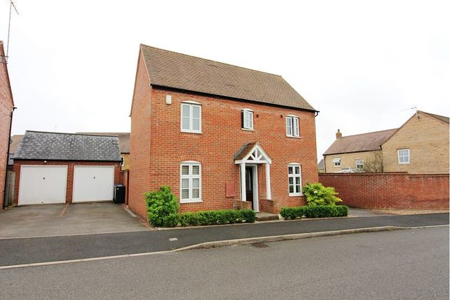Thumbnail Detached house to rent in Ribston Close, Banbury
