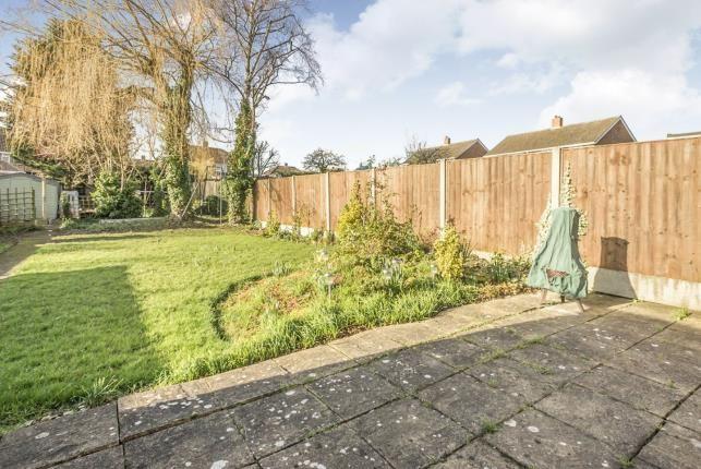Garden of Stanhope Road, Putnoe, Bedford, Bedfordshire MK41