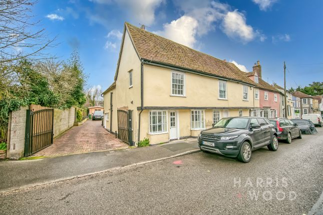 Thumbnail 3 bed property to rent in High Street, Kelvedon, Colchester