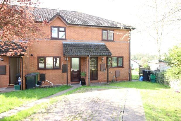 Thumbnail Semi-detached house to rent in The Folders, Naas Lane, Lydney