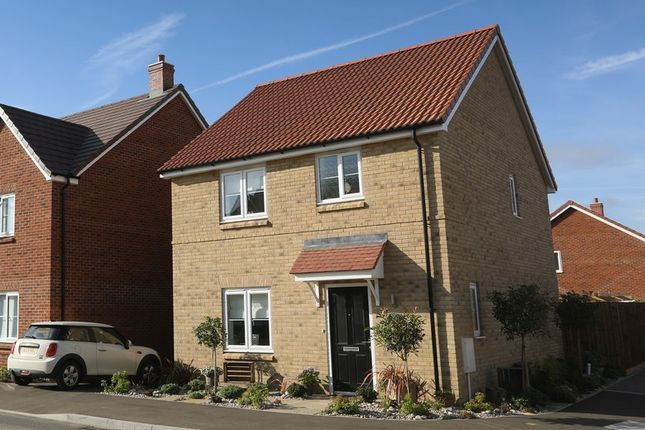Thumbnail Semi-detached house for sale in The Hopwood, Chapel End Road, Houghton Conquest