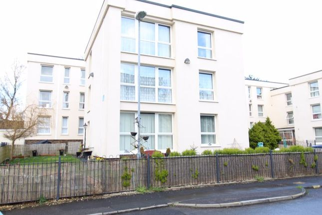 Thumbnail Flat for sale in Caerau Court Road, Cardiff