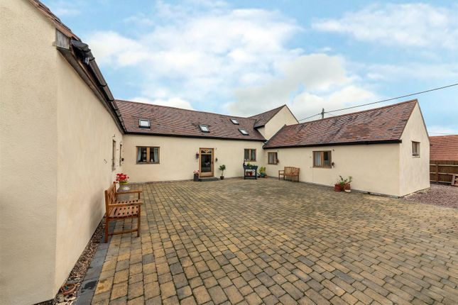 Thumbnail Detached house for sale in Stone Road, Yarlet, Stafford, Staffordshire