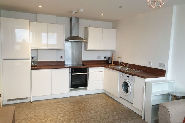 Thumbnail 1 bed flat for sale in 20 Benbow Street, Sale