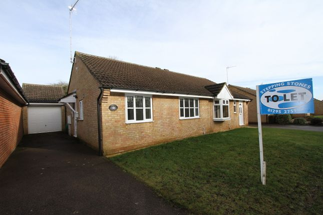 2 bed bungalow to rent in Horton View, Middleton Cheney