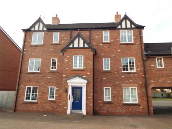 Thumbnail Flat for sale in Sutton Close, Nantwich, Cheshire