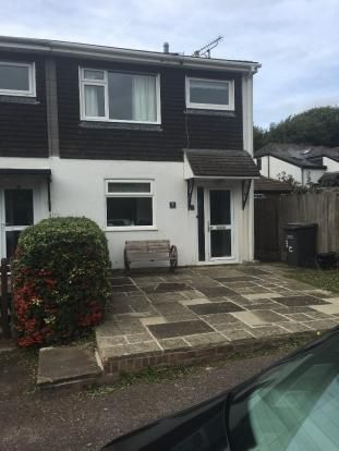 Thumbnail End terrace house to rent in The Coombe, Galmpton