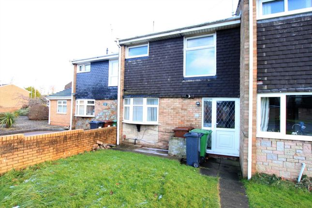 Thumbnail Semi-detached house to rent in Johnson Road, Darlaston, Wednesbury