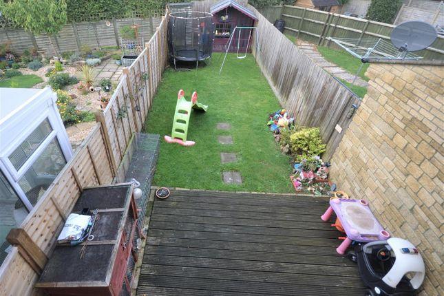 Thumbnail Terraced house for sale in Thrift Close, Stalbridge, Sturminster Newton