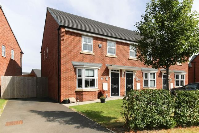 External of Crossley Avenue, Highfield, Wigan WN3