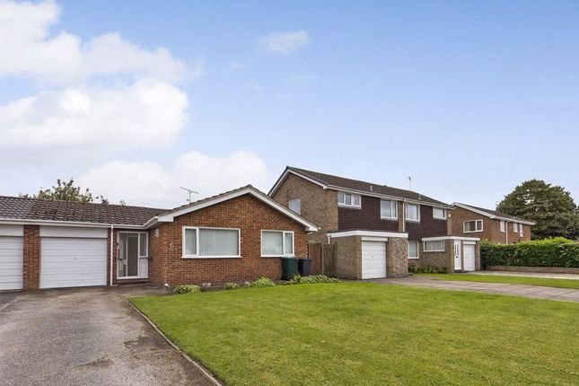 2 bed detached bungalow to rent in Rushfield Road, Chester CH4