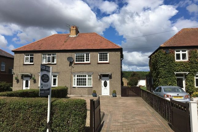 Thumbnail Semi-detached house for sale in Cielmore, Acklington Road, North Broomhill
