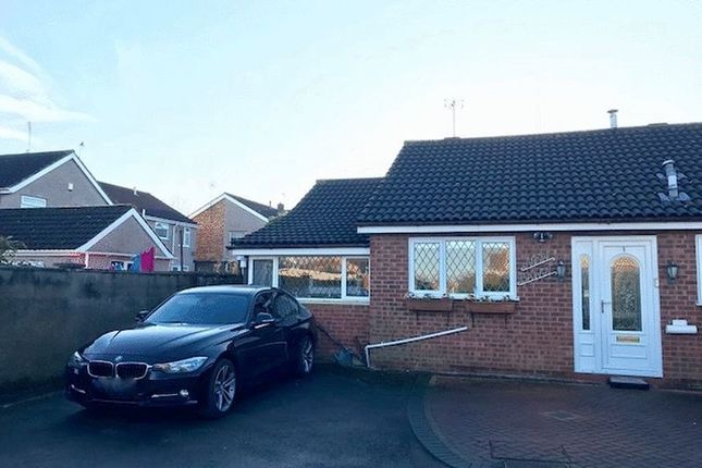 Thumbnail Semi-detached bungalow to rent in 1, Gazzard Close, Bristol