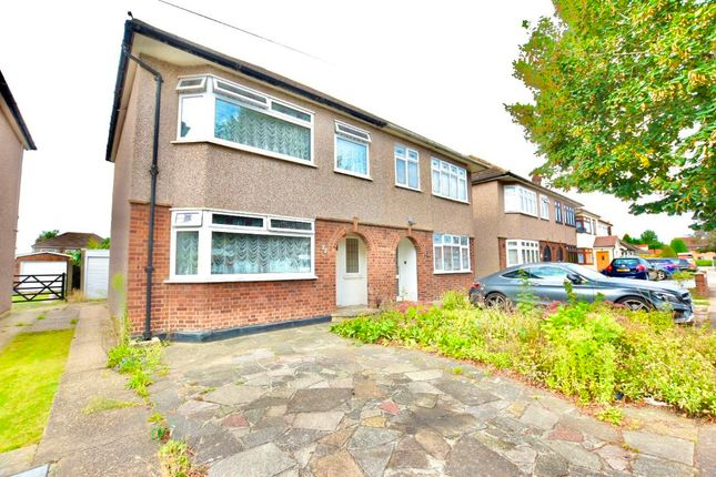 Thumbnail Terraced house to rent in Orchard Avenue, Rainham