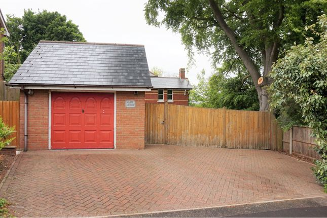 Garage of Beech Avenue, Chartham, Canterbury CT4