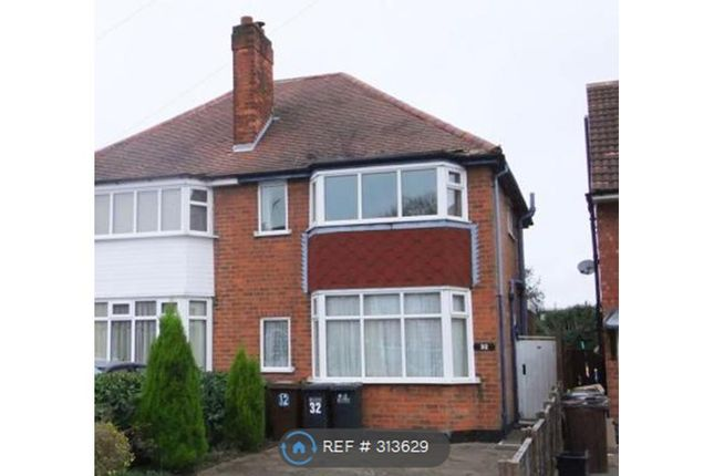Studio to rent in Orchard Avenue, Solihull