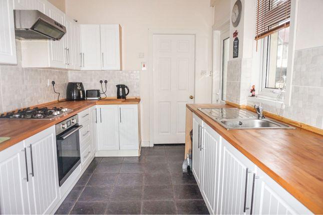 Kitchen of Waterloo Road, Blackpool FY4