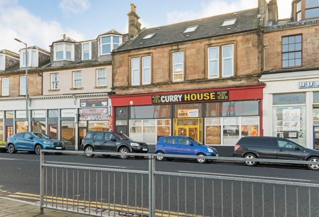 Thumbnail Maisonette for sale in Grey Place, Greenock, Inverclyde
