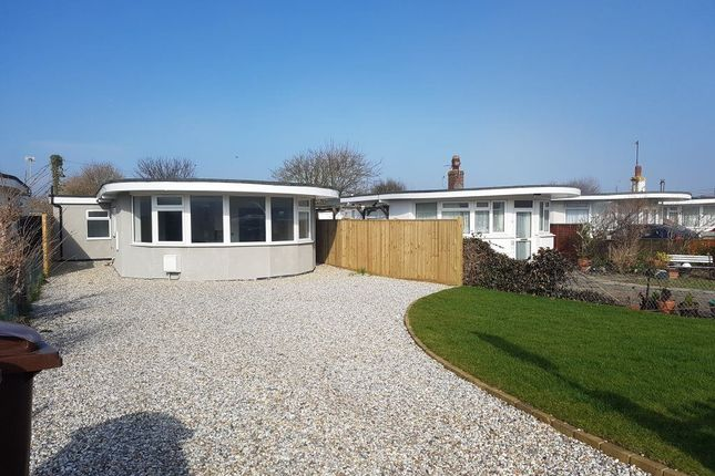 Thumbnail Bungalow to rent in Wawmans Mews, Coast Road, Pevensey Bay, Pevensey