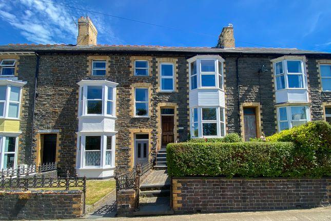 Thumbnail Terraced house for sale in Norton Terrace, Llanbadarn Road, Aberystwyth
